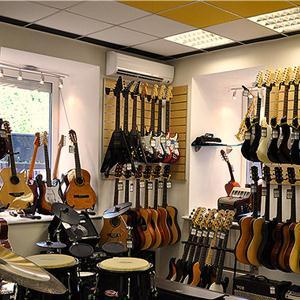 Музыкальные магазины Венева