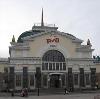 Железнодорожные вокзалы в Веневе