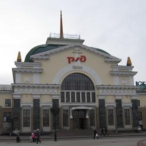 Железнодорожные вокзалы Венева
